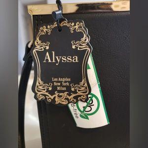 Alyssa Nicole Bags - Alyssa Vegan Leather 2in1 shoulder bag/Crossbody
